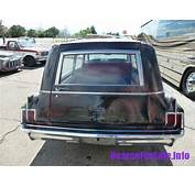 1963 Oldsmobile Custom Cruiser Hearse  For Sale