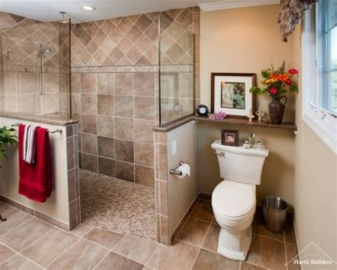 creative d 233 cor 39 bathrooms with half walls digsdigs