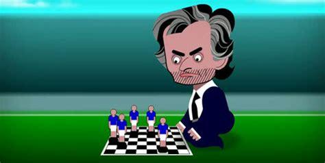 film kartun bola jose mourinho akan bintangi film kartun bola net