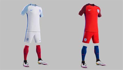 Kaos Net Tv Warna Merah jersey resmi timnas inggris untuk piala eropa 2016
