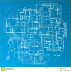 building blueprints building blueprint royalty free stock photos image 11040628