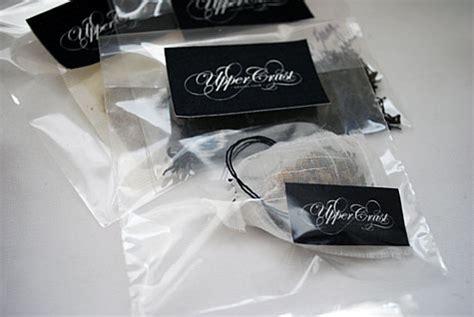 wedding favor tea bags diy wedding details handmade tea bags