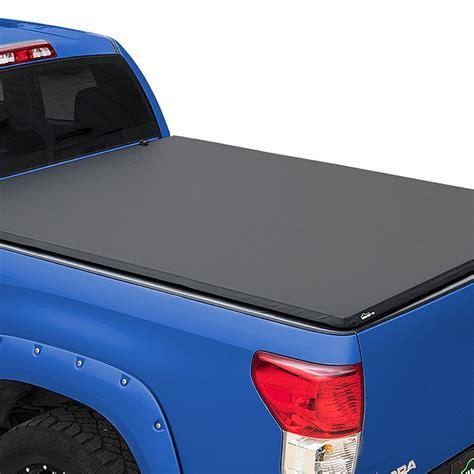 tri fold bed cover advantage truck accessories 174 toyota tacoma 2016 2018