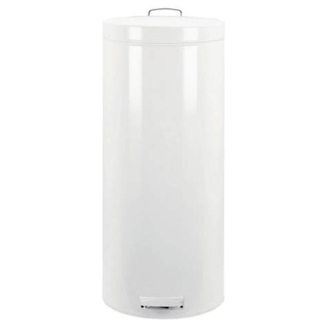 brabantia bathroom bin buy brabantia 30l pedal bin white from our bathroom bins