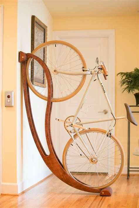 indoor bike storage ideas 14 best bike racks images on pinterest bike rack bike storage and clothes hanger