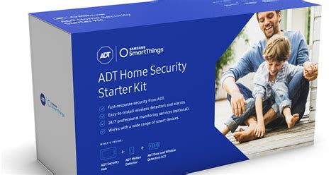 samsung and adt partner to launch new smart home security