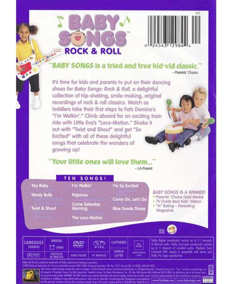 baby songs abc 123 colors and shapes dvd alphabet song rock n roll best of alphabet ceiimage org