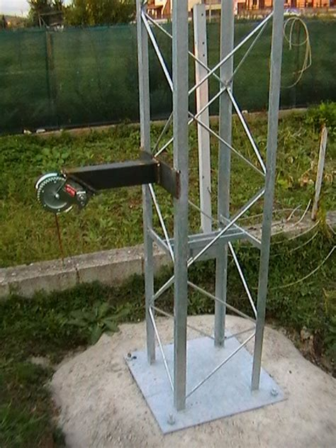 traliccio antenna generale home page hobby radio space my shack