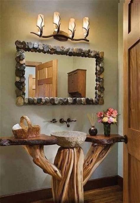 troncos decorados troncos de madera decorados para adornar y sentarse