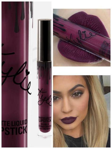 Lipstik Jenner jenner kourt k matte liquid lip kit