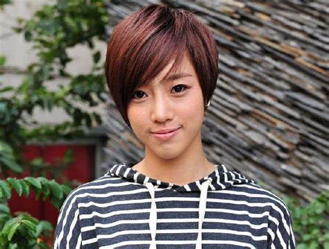 eunjung t ara hair netizens interested in t ara eunjung s before debut drama