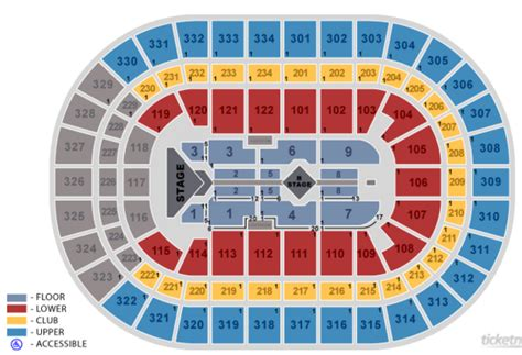 Palace Of Auburn Hills Floor Plan adele 25 tour seating charts adele concert seating guide