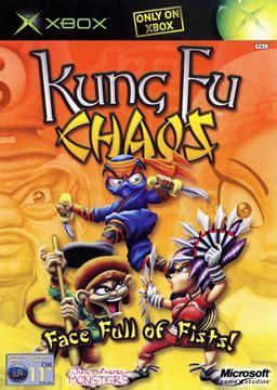 Kaos Adventure Original kung fu chaos