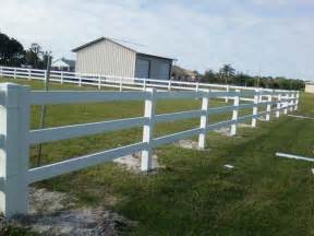 Diy vinyl ranch style post and rail fence nationwide vinyl fencing