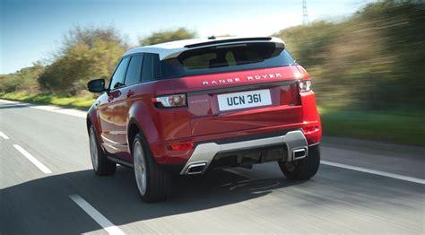 range rover evoque dynamic review range rover evoque si4 dynamic 2012 review by car magazine