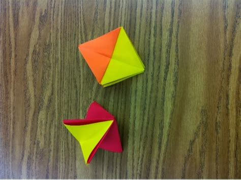 Teaching Origami - an apple for the origami learning so much more