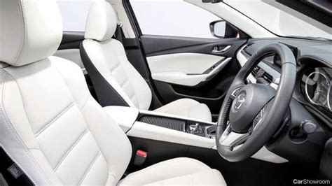 Mazda 6 White Interior by Review 2015 Mazda6 Review And Drive