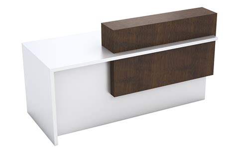 Konnect Reception Desk Arnold Contract Reception Desk