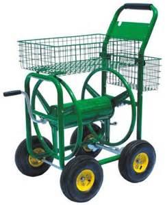 Garden Hose Cart Hose Reel Cart Landscaping Projects Hose Reel Cart