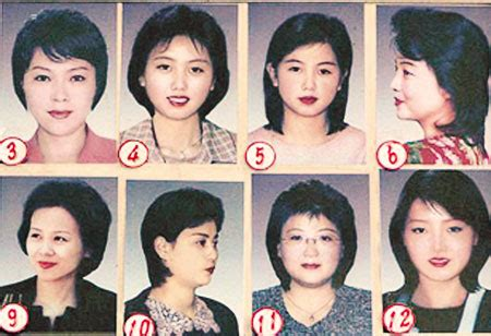 what haircuts are allowed in north korea rogue or vogue