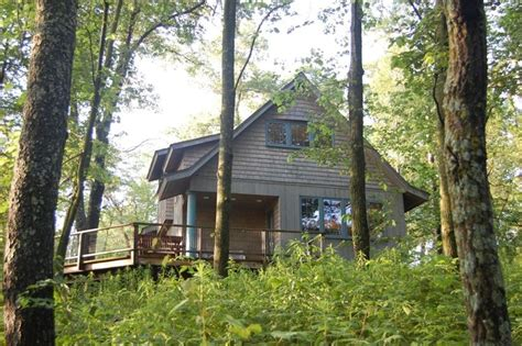 Luxury Secluded Cottages by Scenic Luxury Cabin Secluded Woods Blue Vrbo