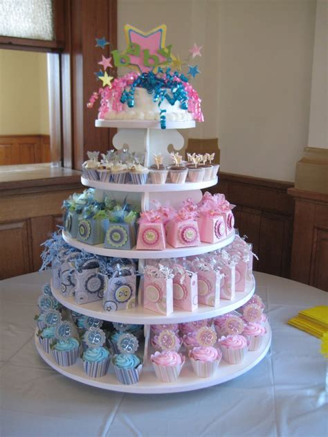 Baby Shower Reveal Ideas by Baby Reveal Tower Baby Stuff