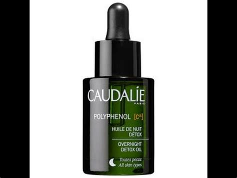 Caudalie Polyphenol C15 Overnight Detox Discontinued by Caudalie Polyphenol C15 Overnight Detox Review