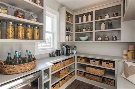 kitchen designs with walk in pantry 35 clever ideas to help organize your kitchen pantry