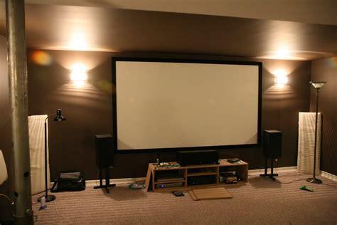 build   theater room   apartment