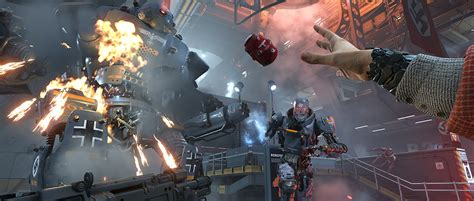 wolfenstein ii the new buy wolfenstein ii the new colossus steam