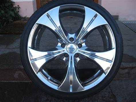Felge vorne : FELGEN OXIGIN komplett mit Reifen 8,5x20 : Audi A8 D3 : #202875473