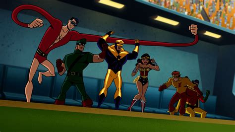 wallpaper cartoon action batman brave and the bold cartoon superhero animation
