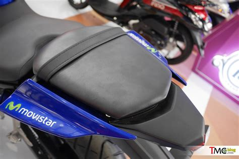 All New R15 Vva 155 Gp Movistar vlog review dan galeri foto yamaha r15 grafis replika