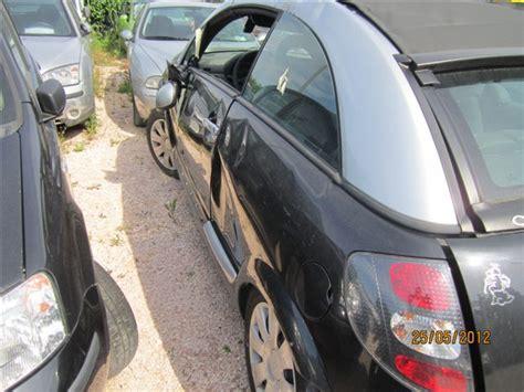 citroen  pluriel incidentata veicoli usati paglierani snc