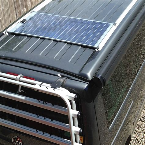 vw california   solar panel kit campingbus
