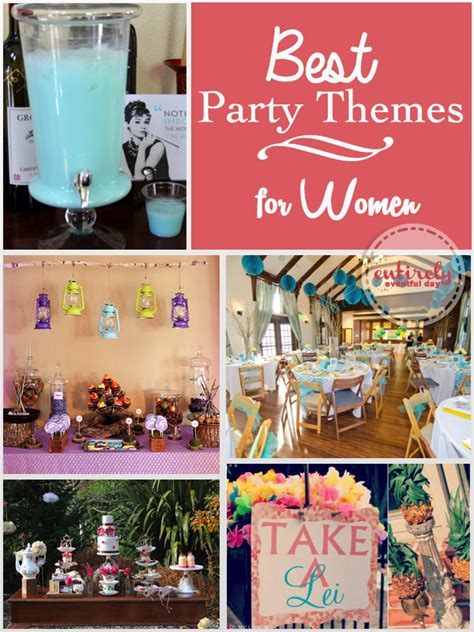 party decorations for adults lots of fabulous party ideas for women i love them all