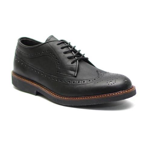 Sepatu Murah Moofeat Jhonson Black 1 sepatu formal longwing black mall indonesia