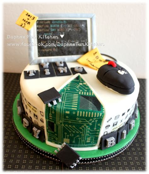 themes in computer science computer science theme cake c o m p u t e r n e r d