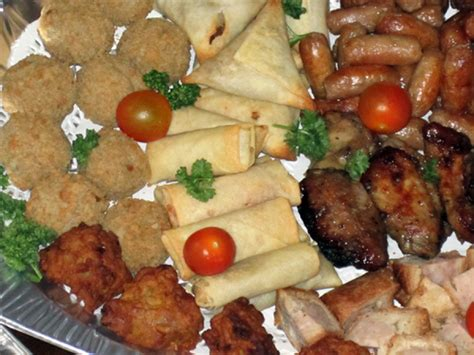 finger foods for christmas gatherings small chops tito cakes events lagos