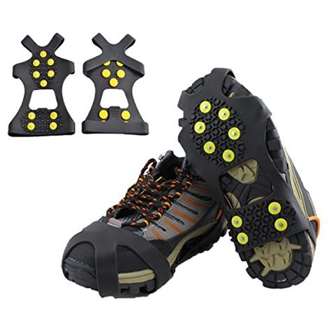 rubber spikes running shoes cleats hofire grips traction cleats grippers non