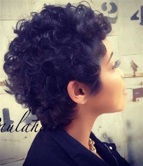 cutting biracial short curly hair styles 15 short curly pixie hairstyles pixie cut 2015