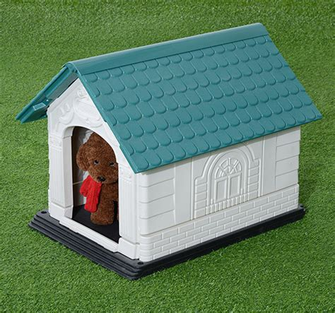 indoor dog house with door deluxe large plastic folding dog house w door outdoor indoor pet shelter kennel