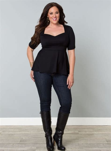 25 best images about plus size peplum on