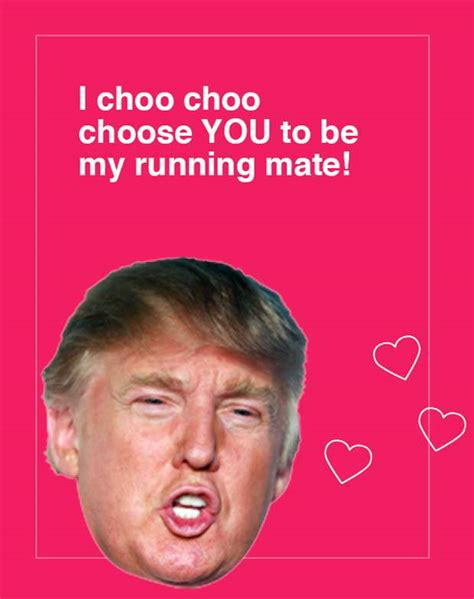 Valentines Day Cards Memes - donald trump valentine s day ecards 2017 make love great