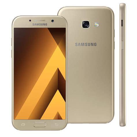 Samsung Galaxy A5 2017 32 Gb smartphone samsung galaxy a5 2017 a520f ds dourado