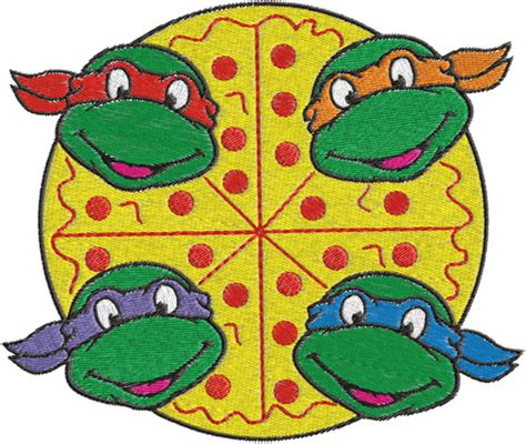pattern for ninja turtle face ninja turtles face clipart 67