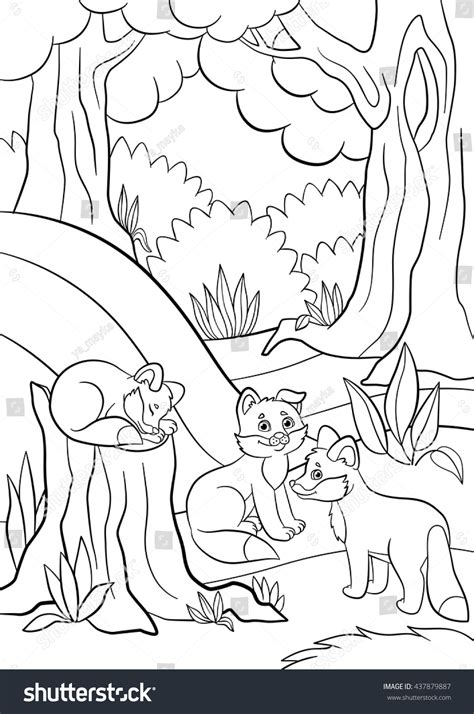 coloring pages of animals in the forest coloring pages of wild animals coloring pages for wild