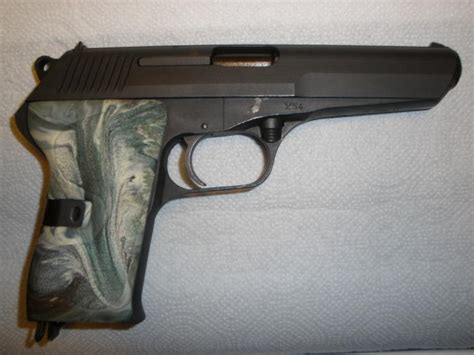 custom cz 52 pistol grips cz cz 52 tokarev with custom grips two mags for sale at