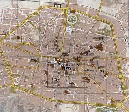 map of bologna detailed city map of bologna map