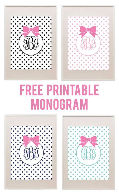 free printable monogram templates 15 best crafting cheverons images on chevron